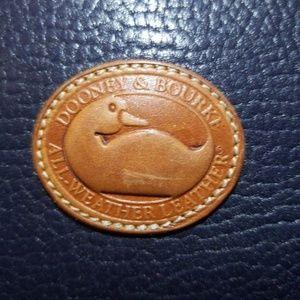 Dooney Bourke Vintage Crisscross bag